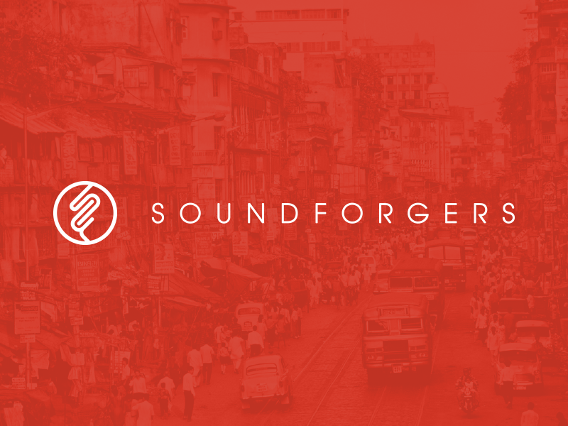 Sound forgers mockup