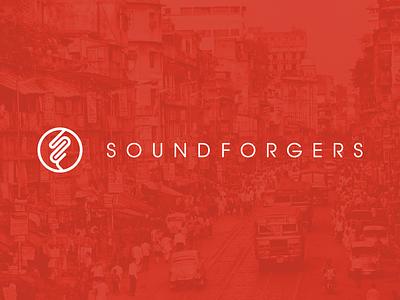 SoundForgers Mockup ministry logo