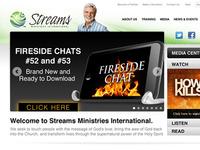 Streams Ministries Website