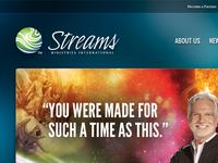Streams Ministries Website v.2 - Detail 1
