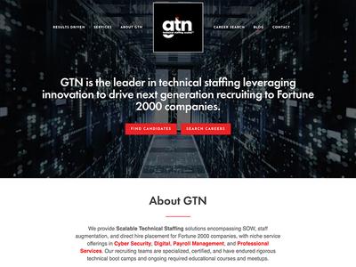 GTN Technical Staffing web