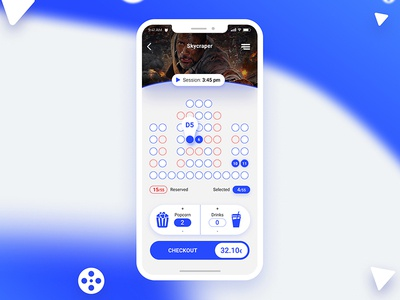 02 - Cinema Ticket App