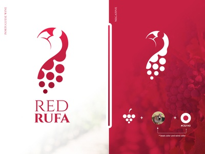 Red Rufa - Logo Design WIP