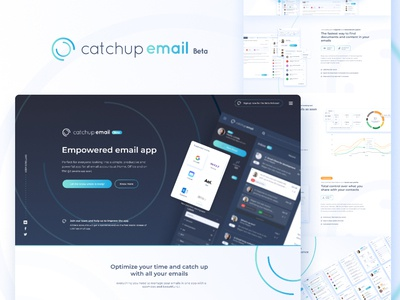 Catchup.email - Empowered Email App