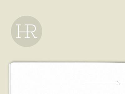 Harry Roberts—logo idea logo branding typography