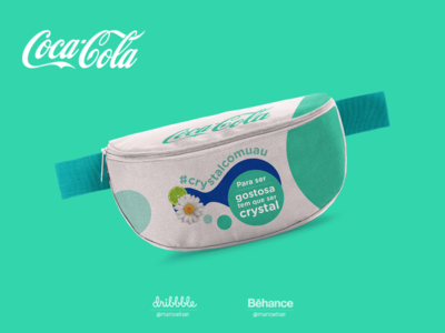 Men's Fanny Packs - Coca Cola