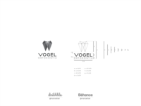 Logo Redesign Process - PART 4-4 - Branding Vogel