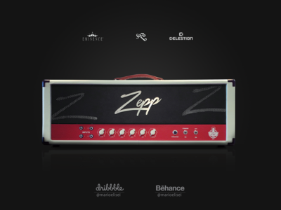 High End Amp's • Product Design
