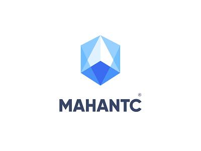 MahanTC Logo logo design abstract logotype concept vector illustrator flat logodesign branding illustration logo