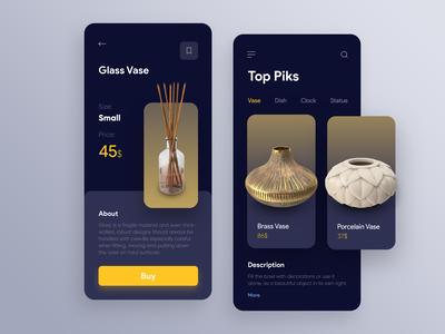 Decorative Products app