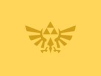 Hylian Crest Icon