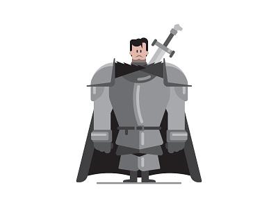 For The Throne! Jon Snow. targaryen retro stark winter vector illustration character game of thrones got jon snow