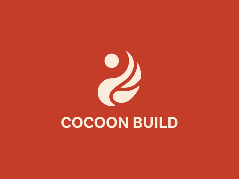 Cocoon Build design logos brand branding logo design logo