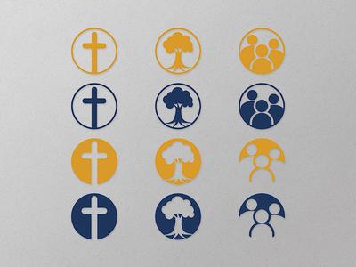 Pleasant Hill Church Icon project