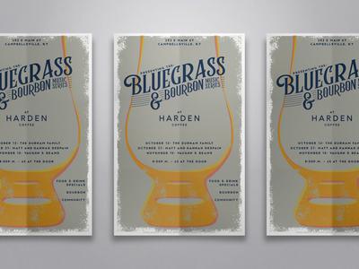 Bluegrass & Bourbon Music Series