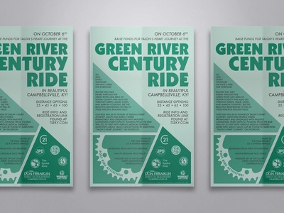 Green River Century Rider