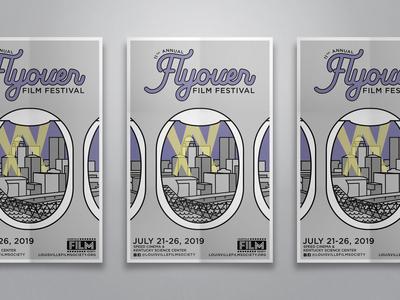 Flyover Film Festival Poster