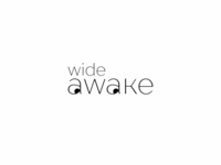 Unused Logo for Wide Awake