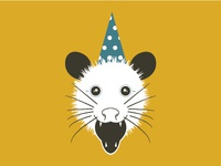 Party Animal: Possum