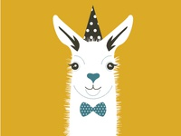 Party Animal: Llama