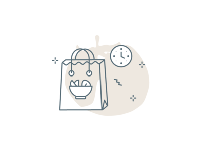 Delivery by time illustration