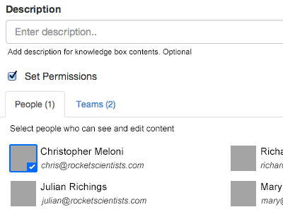 Simplified permissions modal permissions settings collaborative editing cloud app interaction design