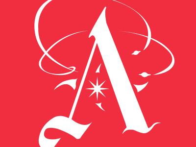 Experiment type typeface lettering annunaki sumerian