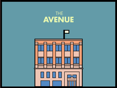 The Avenue architecture