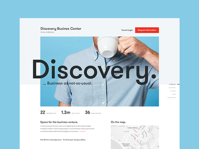 Discovery discovery pitch real estate