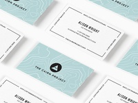 The Cairn Project Business Cards