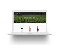 Mira Winery Website