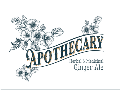 Apothecary - Herbal Ginger Ale