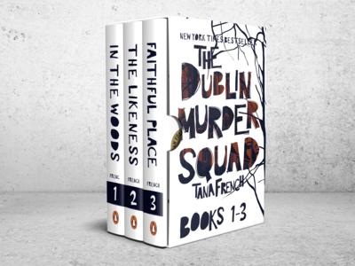 Dublin Murder Squad - Box Set
