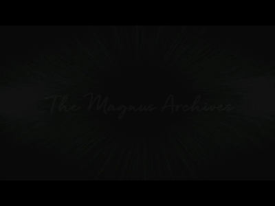 The Magnus Archives TV Intro aftereffects podcasts motion graphics design credit sequence tv intro motion design after effects motiongraphics