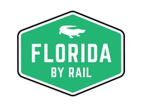 Florida By Rail Logo