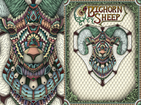 Ornate Big Horn Sheep Color Dribbble