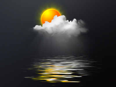 Partly Cloud weather icon