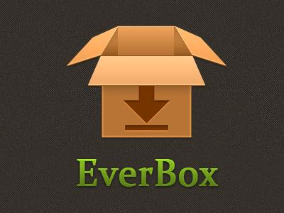 Everbox Logo P2 2 box icon