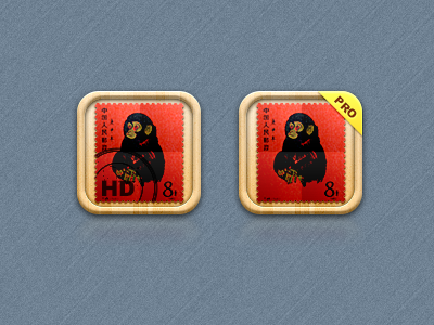 Chinesestamp icon stamp ios