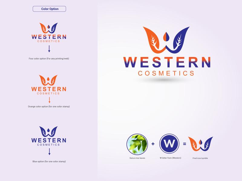Professional website logo design