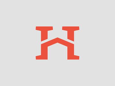 HARRISON REALESTATE graphicdesign design icon logodesign brandidentity logo design perth designer logo branding real estate house logo realestate logo