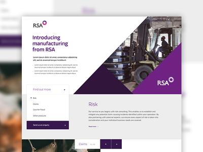 RSA Manufacturing 👨🏭