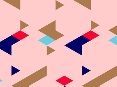 Geometric pattern brand developement pattern design graphic design brand design geometric pattern