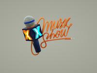 XXMusicShow Logo