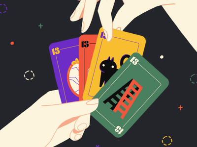 Friday the 13th friday hand cards