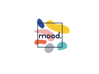 Mood graphic design design graphique logo branding mood