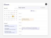 Calendar- #dailyui - 038