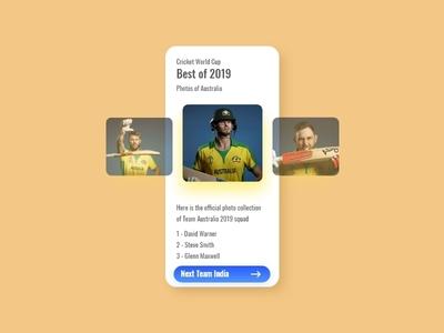 Best Of 2019 - #dailyui - 063