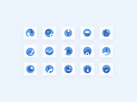 Entytle Insyghts - Icons set