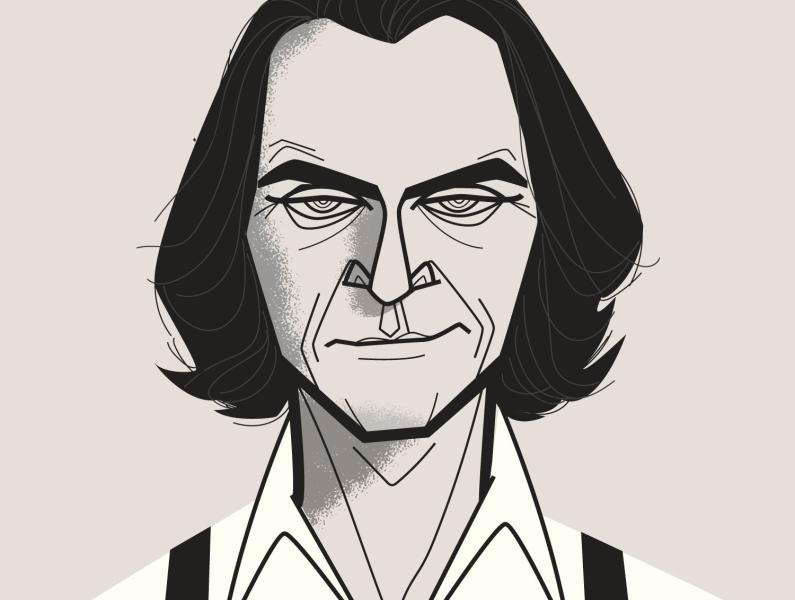 Joker By Diego Riselli On Dribbble